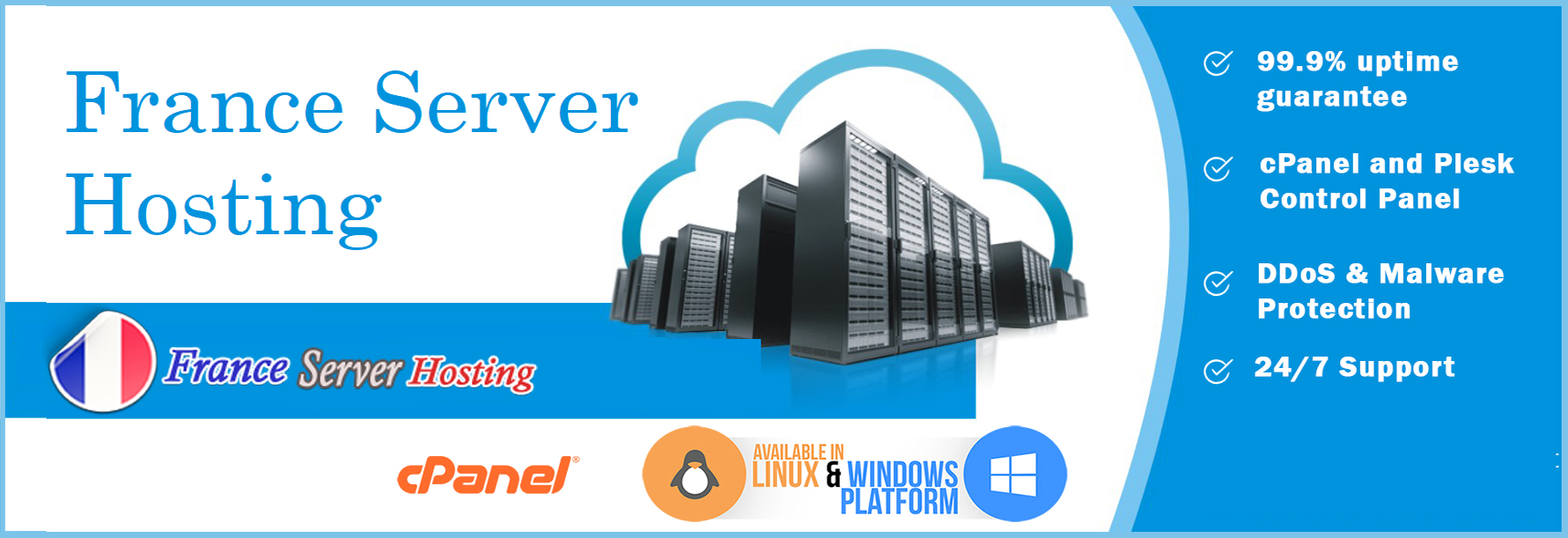 Experience Better Performance and Privacy with Our France Servers